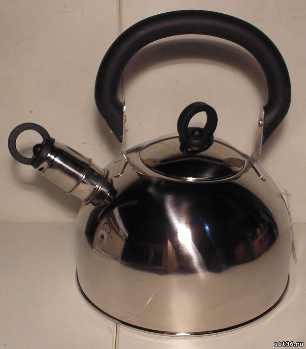 Чайник Bekker BK-S339M 2.5 л нержавеющая сталь серебристый
