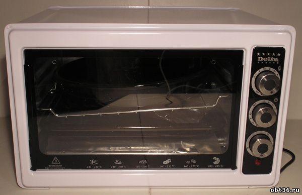 духовой шкаф delta/asel d-024 с грилем цвет-белый