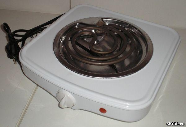 Конфорки для электроплит, нагревательный элемент