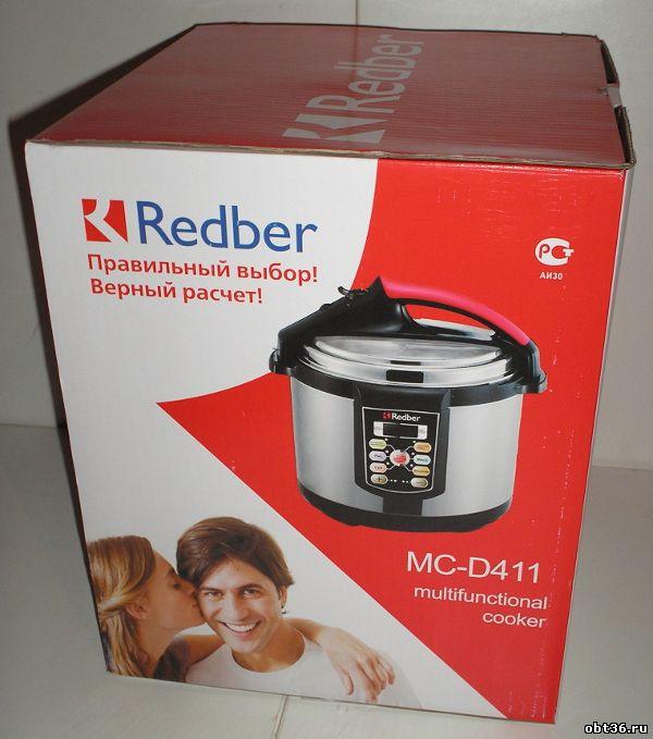 Мультиварка redber mc d411 инструкция