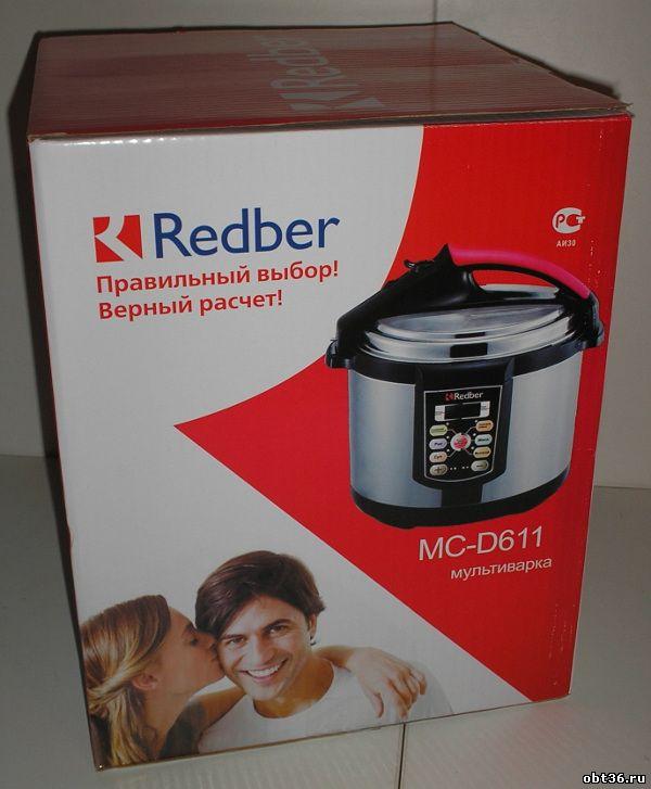 мультиварка рецепты для redber mc d611