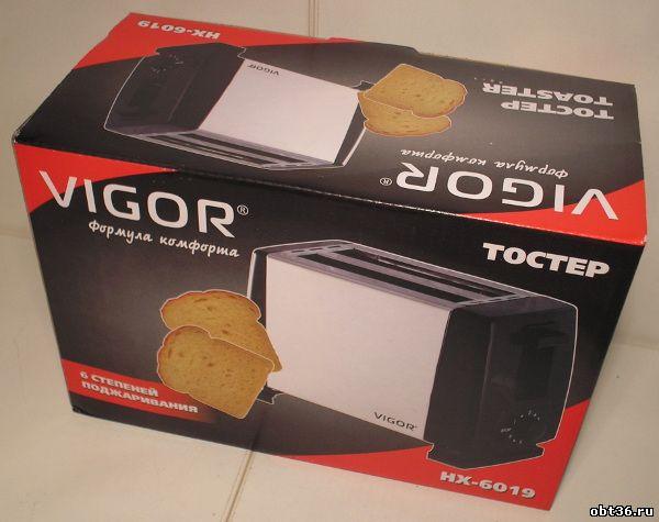 Тостер Vigor