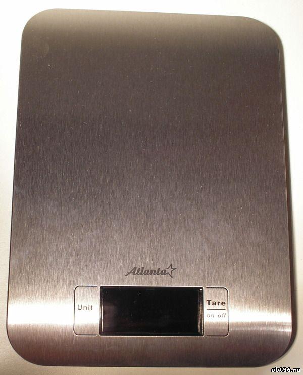 весы бытовые кухонные atlanta ath-6202