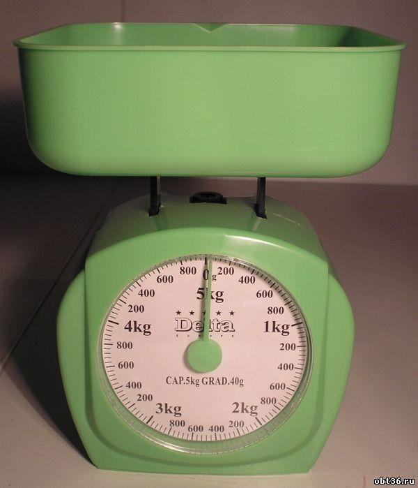 весы кухонные с чашей delta kca-003