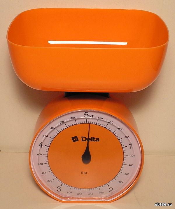 весы механические delta kca-104