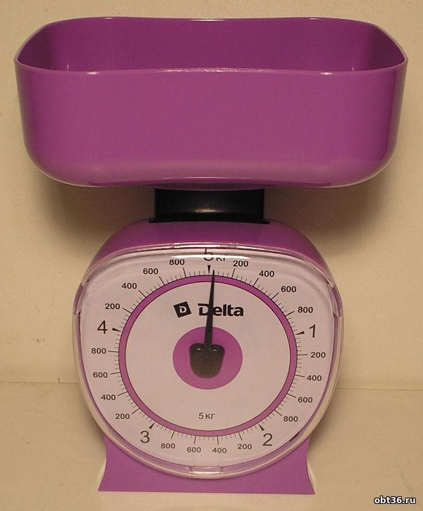 весы механические delta kca-106