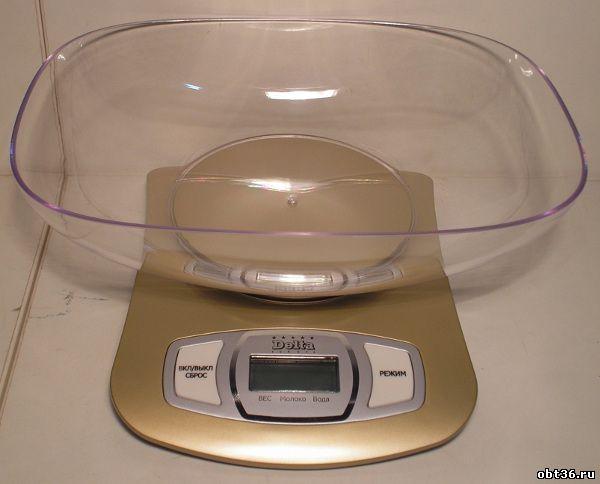 весы бытовые кухонные delta kce-09-42