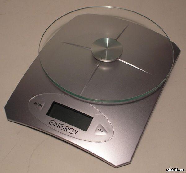весы кухонные электронные energy en-405