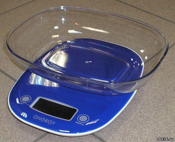 весы электронные energy en-420