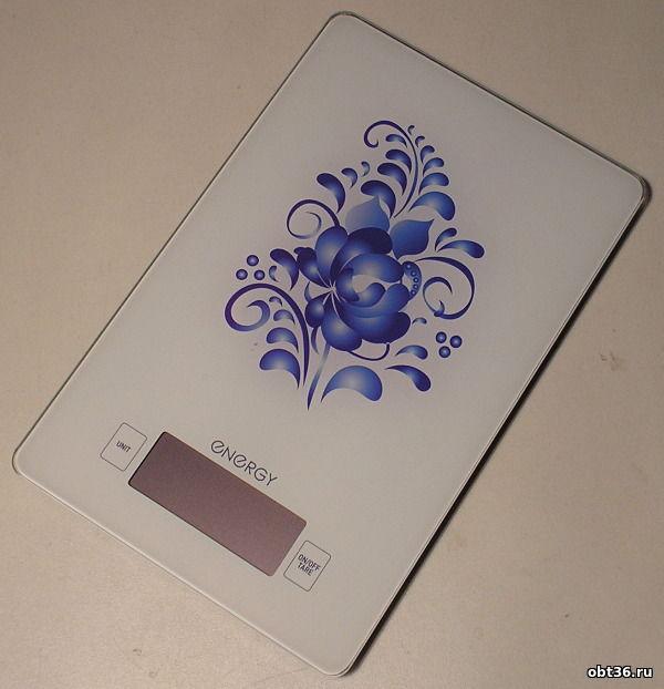 весы электронные energy en-423