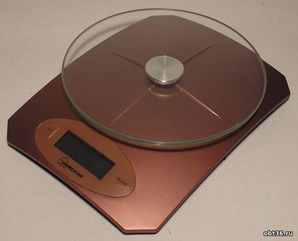весы бытовые кухонные homestar hs-3002
